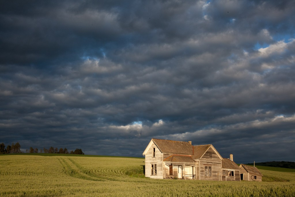 Palouse Farmhouse