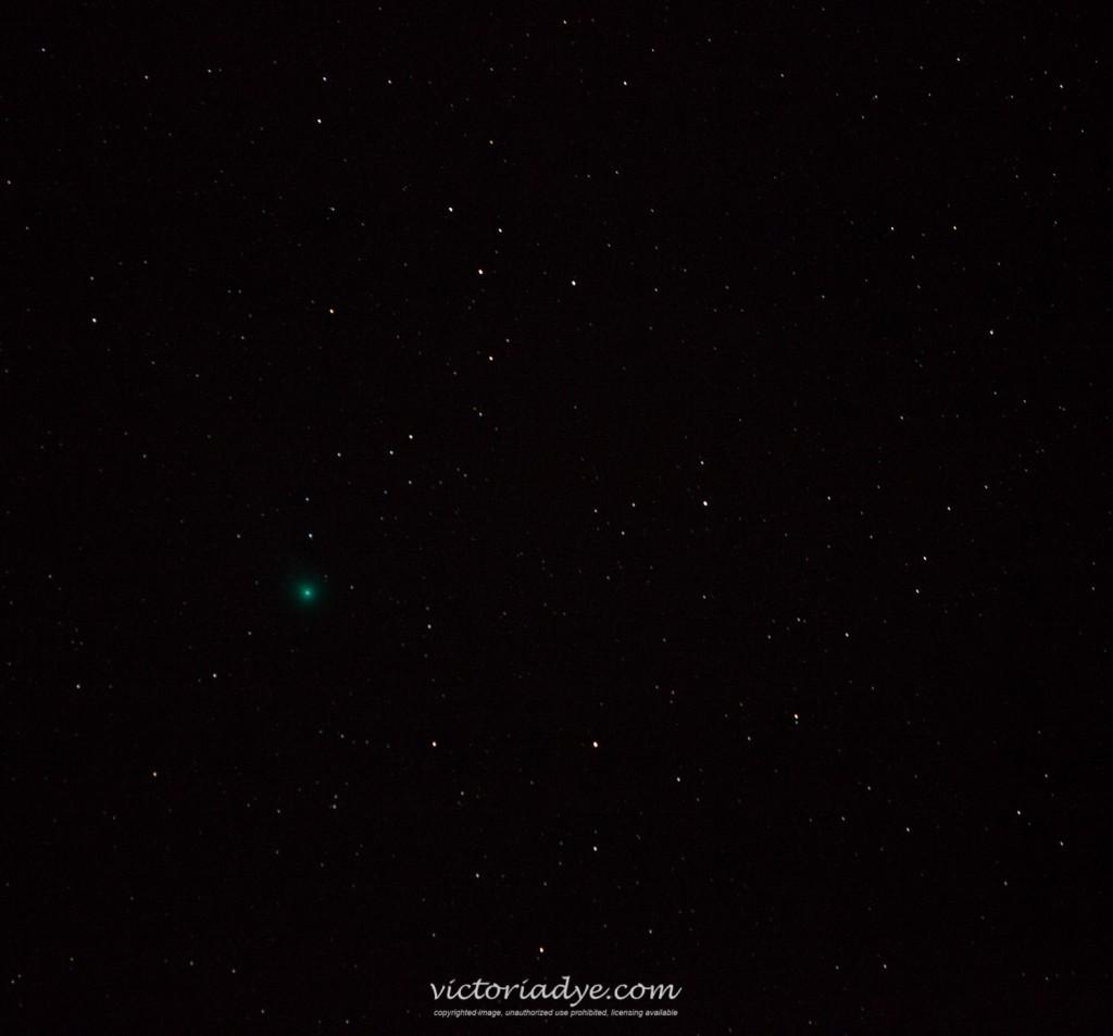 comet Lovejoy