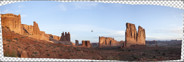 panorama raw